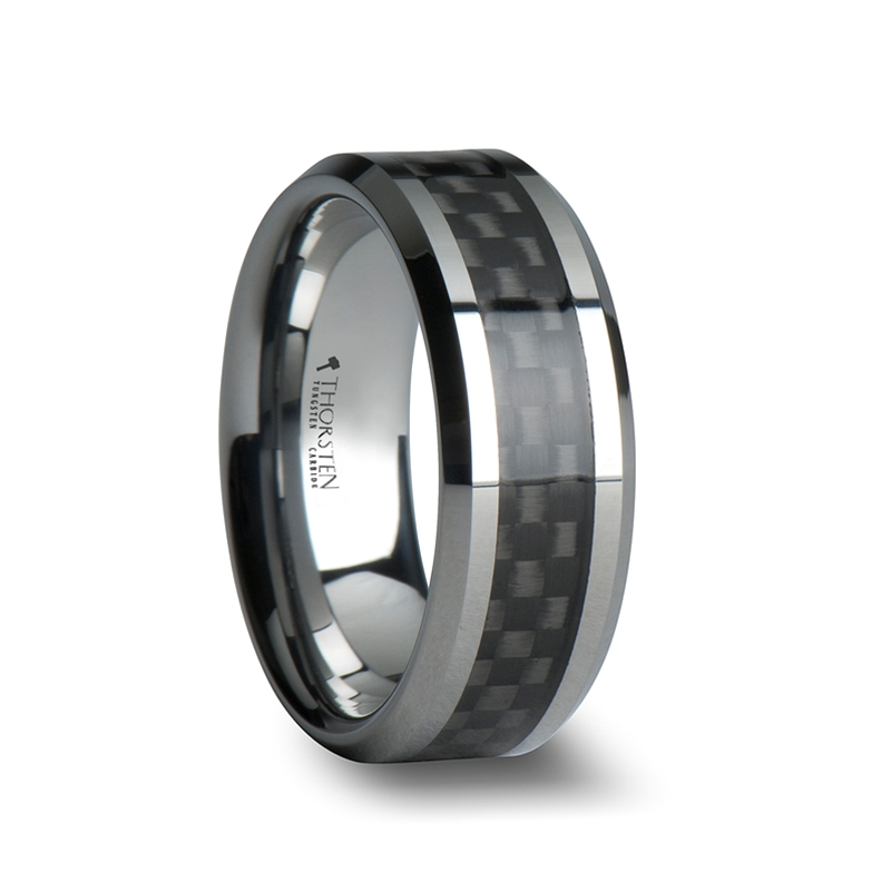 Maximus Tungsten Carbide Wedding Ring Hanebrink Jewelers