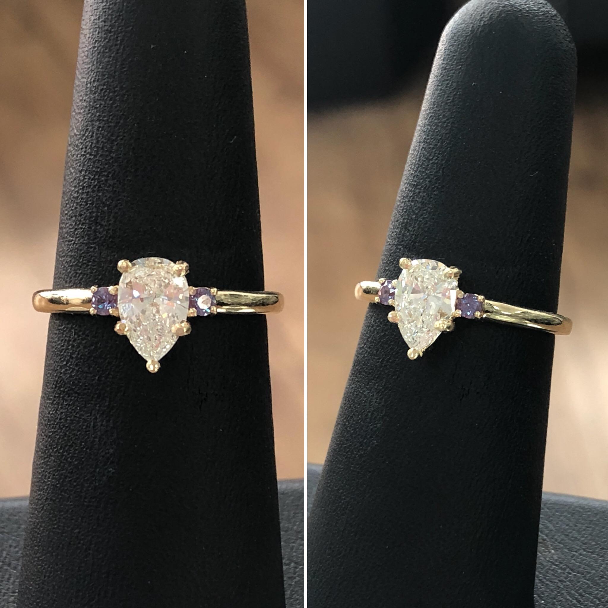 Custom Jewelry Design Hanebrink