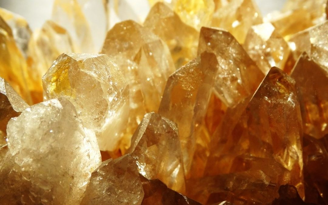 Sunshine Through Your Wintry Days: The Wonders of Citrine